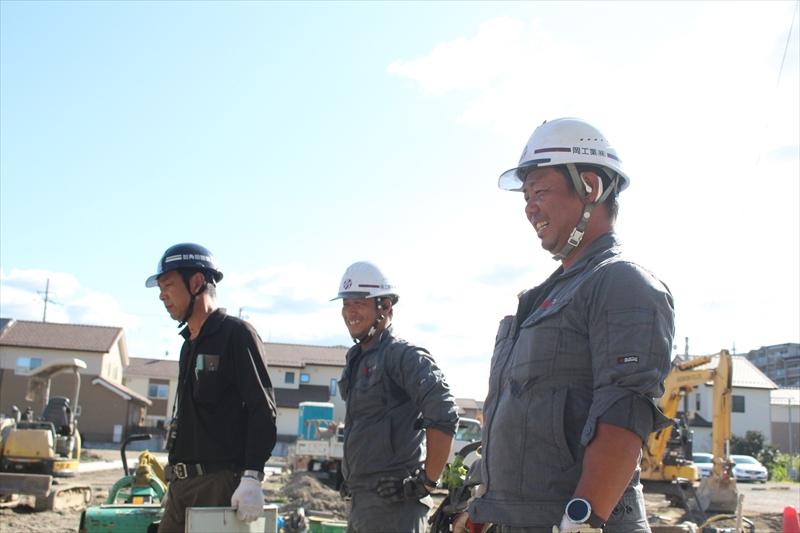管工事(水道・ガス・下水)・土木工事なら大津市の岡工業株式会社へ!